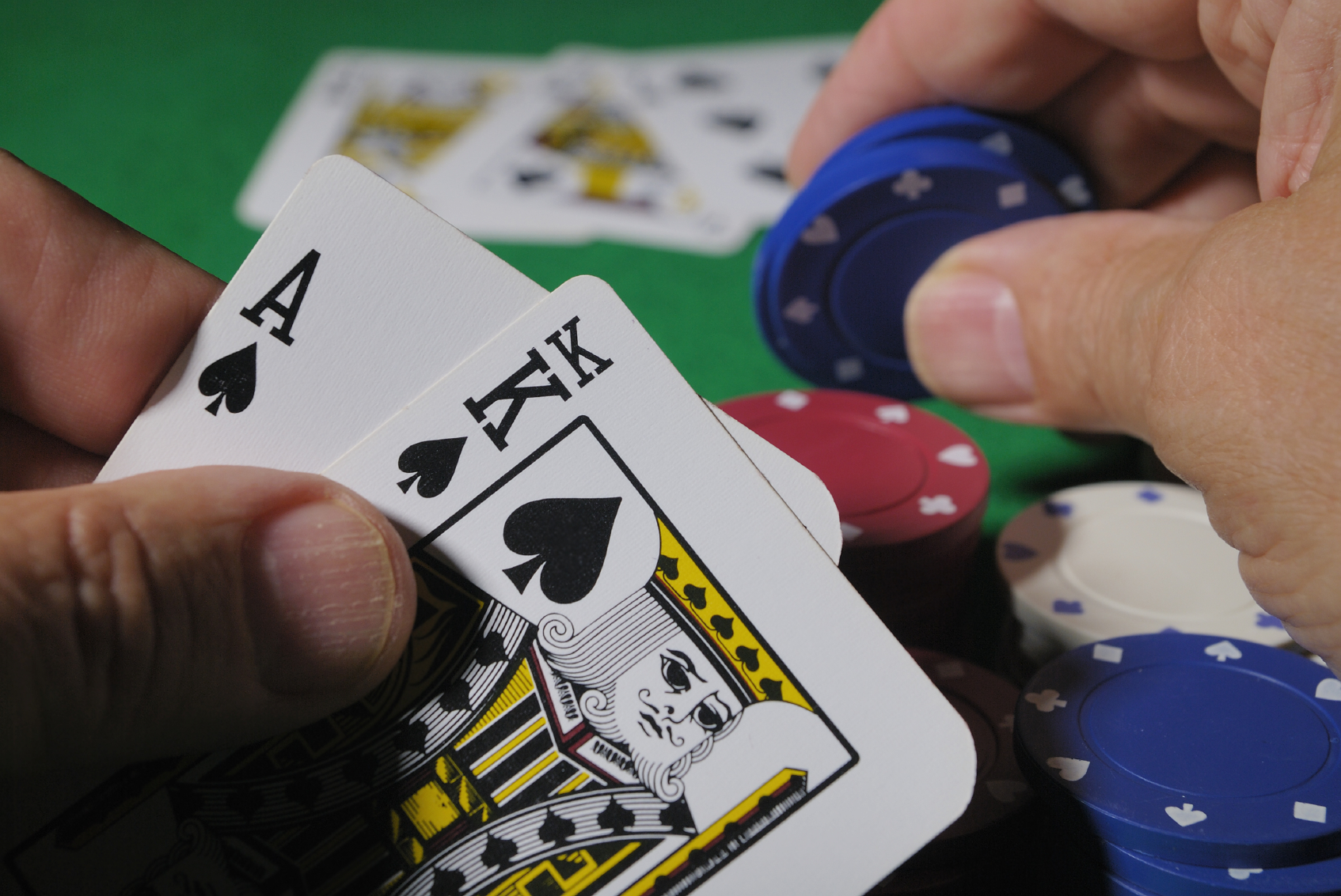 Texas holdem casino online
